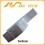 Identification de touches personnalisables 8.2MHz d'EAS rf pour l'anti étiquette de vol de supermarché
