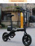 12インチのバイクのリチウム電池のアルミ合金の電気自転車