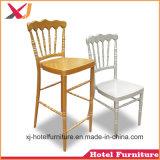 Acero barato/aluminio Silla de Comedor para la boda/restaurante/Hotel/Banquete/al aire libre