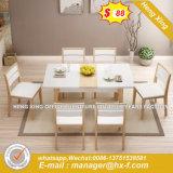Pratique de loisirs haut de verre escamotable élégante table à manger (HX-8E9076)