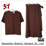Горячий комплект высокого качества тенниски краткости юбки, платья Половин-Тела