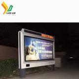 Étalage d'écran polychrome extérieur de la résolution DEL de HD pour la publicité