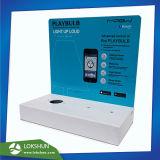 L-прозрачного плексигласа показание счетчика, оптовых предприятий розничной торговли акриловый подставка для дисплея