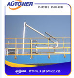 Brazo de cargamento superior del carro para la terminal del almacenaje del LPG