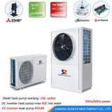 220V/10kw Evi Tech. Geothermal Water Small Ground SOURCE Heat pump