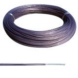 250 grados 600V de Teflón de 1,5 mm de cable de alta temperatura aislado, PFA