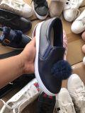 تسعة ألوان بنت مخزون أحذية