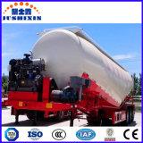 De Semi Aanhangwagen van de Tanker van het Cement van het bulkPoeder