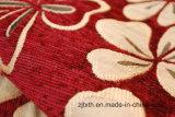 Prodotto intessuto Chenille rosso nel disegno moderno (FTH31129)