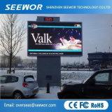 Haute résolution écran LED HD P4.8mm pour installation fixe d'application de plein air