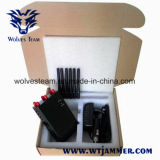 Портативный Jammer мобильного телефона WiFi GPS 3G 4G Wimax