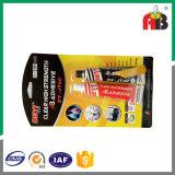 Adesivo acrilico modificato ad alta resistenza trasparente