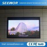 Qualität P4mm farbenreiches LED-Bildschirmanzeige-Innenpanel für das Bekanntmachen und sogar