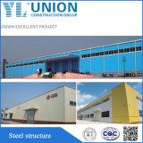 Быстро Constructure легких стальных структура дома дом