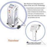 808/755/1064 laser del diodo para el equipo de la belleza del retiro del pelo