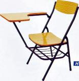Sf-14f 고품질 금속 백지장을 스케치하는 Folable를 가진 나무로 되는 훈련 의자