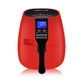 Electric Cool Touch Screen Digital Air Fryer Cooker (A168)