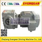 Serie-parallele feste Welle-schraubenartiger Getriebemotor