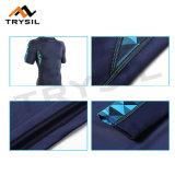 La nuova usura di ginnastica imposta il tipo stretto dei vestiti di forma fisica di compressione per gli uomini
