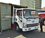La Cina Popualr FAW camion del carico da 5 tonnellate con il caricatore del Turbo