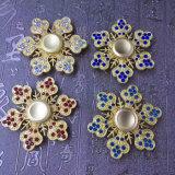 Neuer Art-Marienkäfer-Diamant-Handspinner-Unruhe-Spielzeug-Kristall-Spinner
