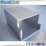 Recinto del aluminio del surtidor del oro