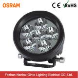 """Nicht für den Straßenverkehr Punkt 3.5 """" 18W rundes Osram LED fahrendes Licht (GT2009-18W)"""