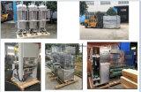 Минеральная вода очищает заполняя обозначая оборудование упаковки для бутылки любимчика