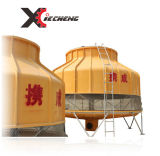 射出成形機械のための200m/H小型円形の冷却塔
