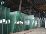 glace de flotteur claire de feuille de 1.9mm-25mm pour le mur rideau en verre (W-TP)