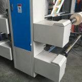 Impresora a base de agua comprable de Flexo de la tinta del rodillo no tejido de la tela