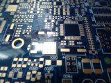 침수 금을%s 가진 일반적인 다중층 PCB 4 층 파란 Soldermask