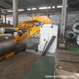 Machine de tonte de bobine en acier