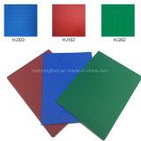 L'intérieur de haute qualité des revêtements de sol en vinyle PVC vert pour le badminton Tennis Sports-de-chaussée de 4,5 m