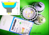 De alta potencia LED luz del punto de 5W GU10 6W 8W COB E27 MR16 bombilla LED luces regulables de CE RoHS