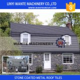 Linyi Wnate Stone Coated Galvalume Roofing Shingles Tiles