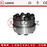Válvula (Alta-Temprrature/- tipo del disco de la presión)