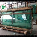 vidrio Tempered claro de 3-12m m/uso de cristal endurecido para el Buliding