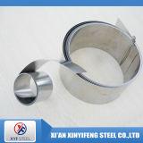 Tira 201/304/316 do aço inoxidável de China