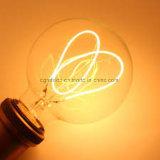 Uitstekende zachte goedkope de gloeidraad decoratieve bol van de Diamant van het Glas van de Gloeilamp van Edison 4W