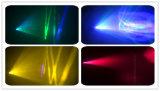 Luce laser dello scanner del tiratore franco del fascio di punto dell'indicatore luminoso 5r della fase della strumentazione del DJ