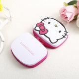 Caixa de lata Hello Kitty Zipper para embalagem de doces
