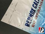 屋外の旗のプラスチック旗によってカスタマイズされる屈曲の旗(VIN-06)