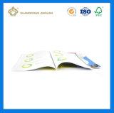 Impresión de encargo del libro del compartimiento del folleto (fábrica grande de China)