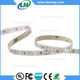 SMD3014 flexible 120LEDs en luz del vector de la luz de tira del contador