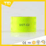 اللون الأخضر لاصفة صفراء [تب/وس] انعكاسيّة [دوت-ك2] مماثلة إلى [3م] متانة 10 سنون موشوريّة