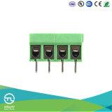 Proteger alambre PCB Bloque de terminales Mu1.5p / H5.0 conector de latón