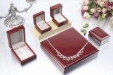 De uitstekende kwaliteit past het Vakje van de Verpakking van de Juwelen van het Document aan
