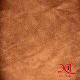 Ткань 100% замши полиэфира микро- для тканей/ботинок/софы