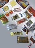 Tipo di imballaggio automatico del cuscino dei cracker di HS-300d macchinario dell'imballaggio del pacchetto dello zucchero